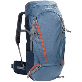VAUDE Asymmetric 52+8 Backpack fjord blue